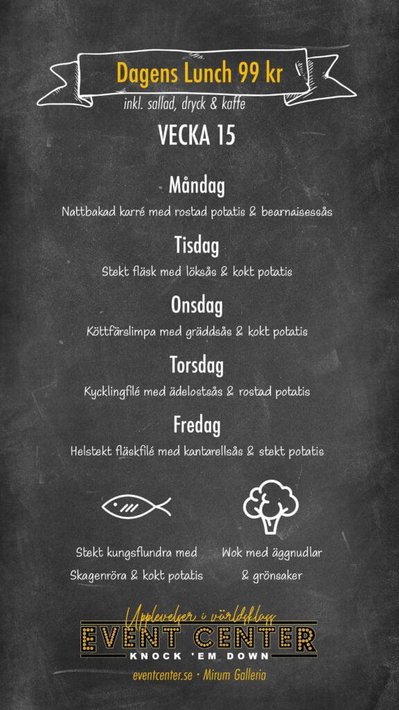 Lunch Norrköping