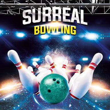 Bowling Växjö Event Center Knock em Down