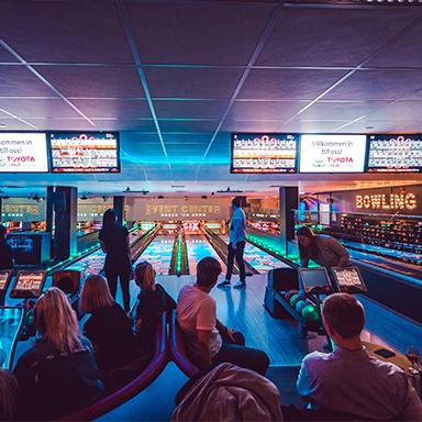 Bowling Vaxjo